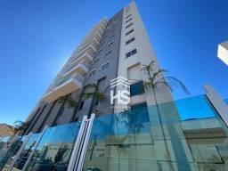 Título do anúncio: Apartamento com 3 dormitórios para alugar, 94 m² por R$ 1.800/mês - Pacaembu - Cascavel/PR