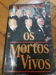 Livro Os Mortos Vivos,  1987