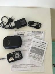 Câmera Digital Panasonic Lumix 12,1 MP S1LB DCM-S1LB-K Preto
