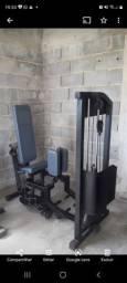 Vendo puley e cadeira adutora/abdutora