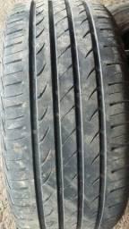4 pneus 225/40 aro 18 em perfeito estado.