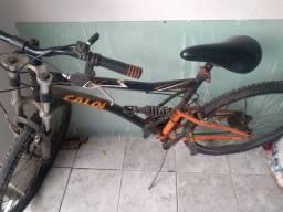 Bicicleta Caloi xrt laranja