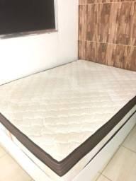Cama UniBox Premium Casal