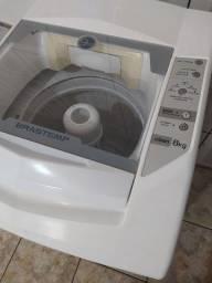 Máquina de lavar Brastemp 110v. 08kg. Funciona perfeitamente
