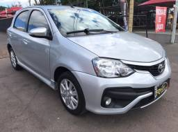 Oportunidade! Etios XLS 1.5 AT 2018