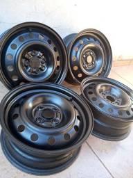 Roda ferro r15