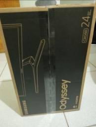 Título do anúncio: LACRADO Monitor Odyssey 144Hz 24 Polegadas