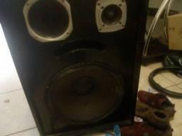 Vendo caixas de som tudo por 300 reais