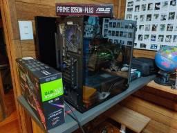 PC Gamer i7 7700 gtx 1070 asus rog strix
