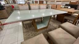 Título do anúncio: Mesa 6 lugares completa pintura laka e madeira maciça