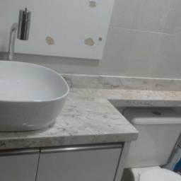 Lavatório de marmore e granitos