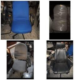 Cadeira para escritórios usada