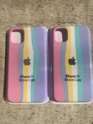 Case arcoiris iPhone 11