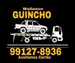 Título do anúncio: Guincho Reboque 24 hs