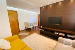 Apartamento à venda com 2 dormitórios em Santa rosa, Belo horizonte cod:279367