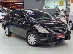 Nissan Versa S 1.6 16V Flexstart 4P MEC. Completo baixa km e novissímo