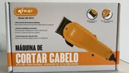 Maquina de cabelo knup