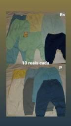Roupas e calçados para bebê
