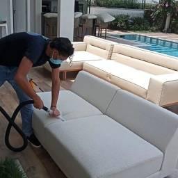 Título do anúncio: Lavagem a seco em sofás