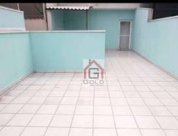 Cobertura com 2 dormitórios à venda, 100 m² por R$ 308.000 - Parque Oratório - Santo André