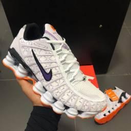 Nike Shox 12 Molas!!!