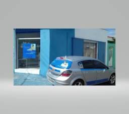 Resid. em Araçatuba- SP, com salão coml. vendo/permuto Val.R$ 370.000