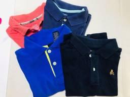 Camisas polo Carters, Gap, Náutica.