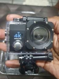 Câmera Ultra HD DV Pro 4K Sport Wifi