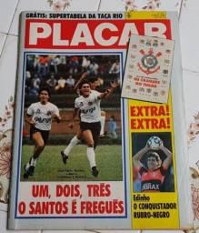 Título do anúncio: Revista Placar de 8/4/88