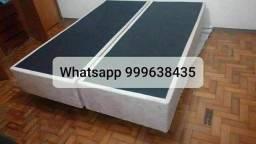 base de cama box queen medidas 1.58x1.98cm em promoção