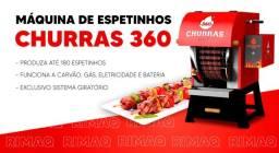Título do anúncio: Churras, Maquina de Espetinho Rimaq 360