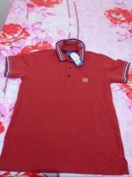 Camisa masculina Tamanho P