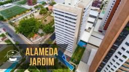 Título do anúncio: Alameda Jardim / Guararapes / 3 quartos / 70 metros / Lazer Completo