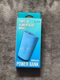 Carregador Portátil Power Bank Inova 5000mAh Pow-1013