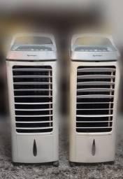 Climatizador de Ar Springer Wind Quente e Frio Com Controle Remoto