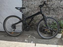 Bicicleta montada de alumínio
