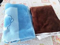 Kit cobertor bebê
