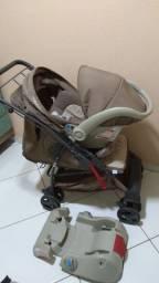 Título do anúncio:  carrinho   Com bebê conforto  Galzerano