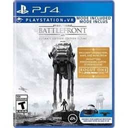 Star Wars Battlefront Ultimate Edition-Ps4