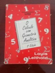 Livros de Matemática  (CÁLCULO)