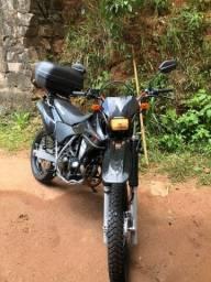 Vendo ou troco por moto de menor valor