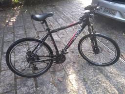 Bike Impecável Freio a Disco
