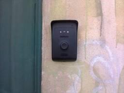 Interfone Intelbras instalado