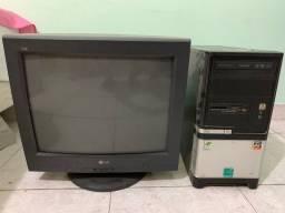 Monitor e CPU