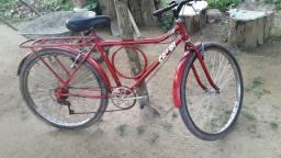 Vendo bicicleta barra forte