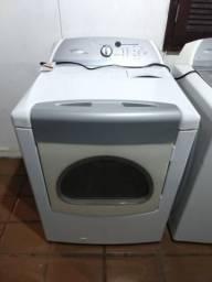 Whirlpool secadora a gás Brastemp e máquina