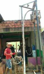 Solar poços artesianos