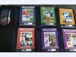 Todos os livros w2-w12 da Wizad