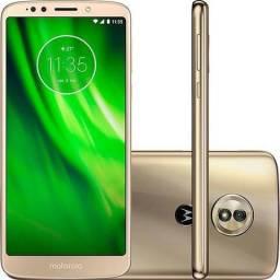 Moto G6 Play Dual -XT1922 - Dourado ou Indigo