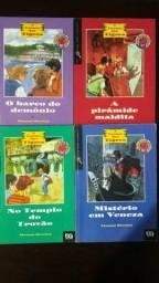 """Livros Coleção """" TURMA DOS TIGRES"""""""